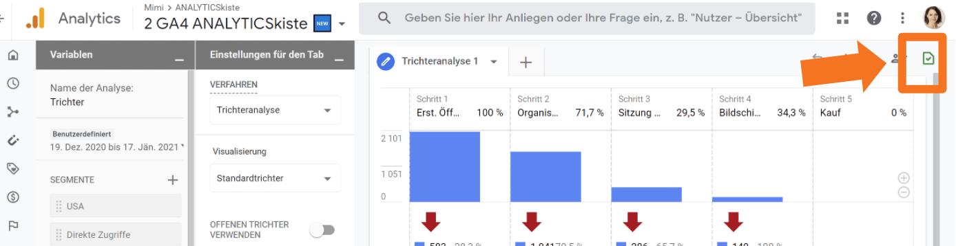 Sampling in Google Analytics 4