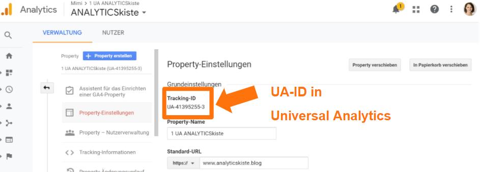 UAID in Universal Analytics
